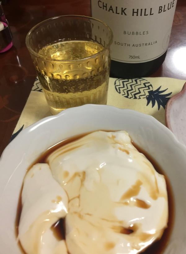 バタバタ中のお弁当、と夜の泡_f0101128_16583357.jpg