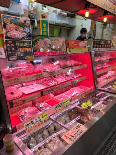 牧志市場と琉球料理ぬちがふう_b0228252_18583974.jpg