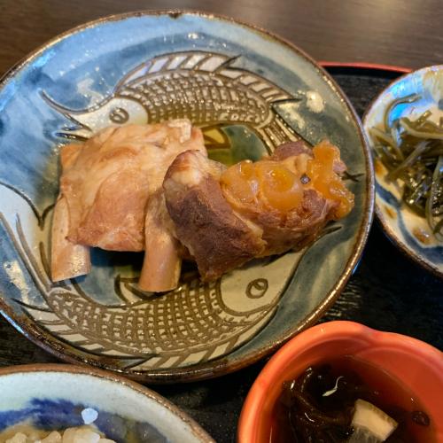 牧志市場と琉球料理ぬちがふう_b0228252_20290356.jpg