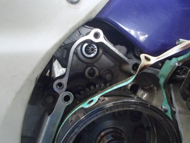 早速セルモーターを交換_f0119755_17195239.jpg
