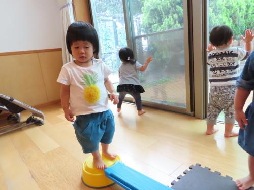 7月 乳児フロアの様子_f0327175_11075404.jpg