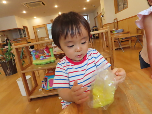 7月 乳児フロアの様子_f0327175_11090040.jpg