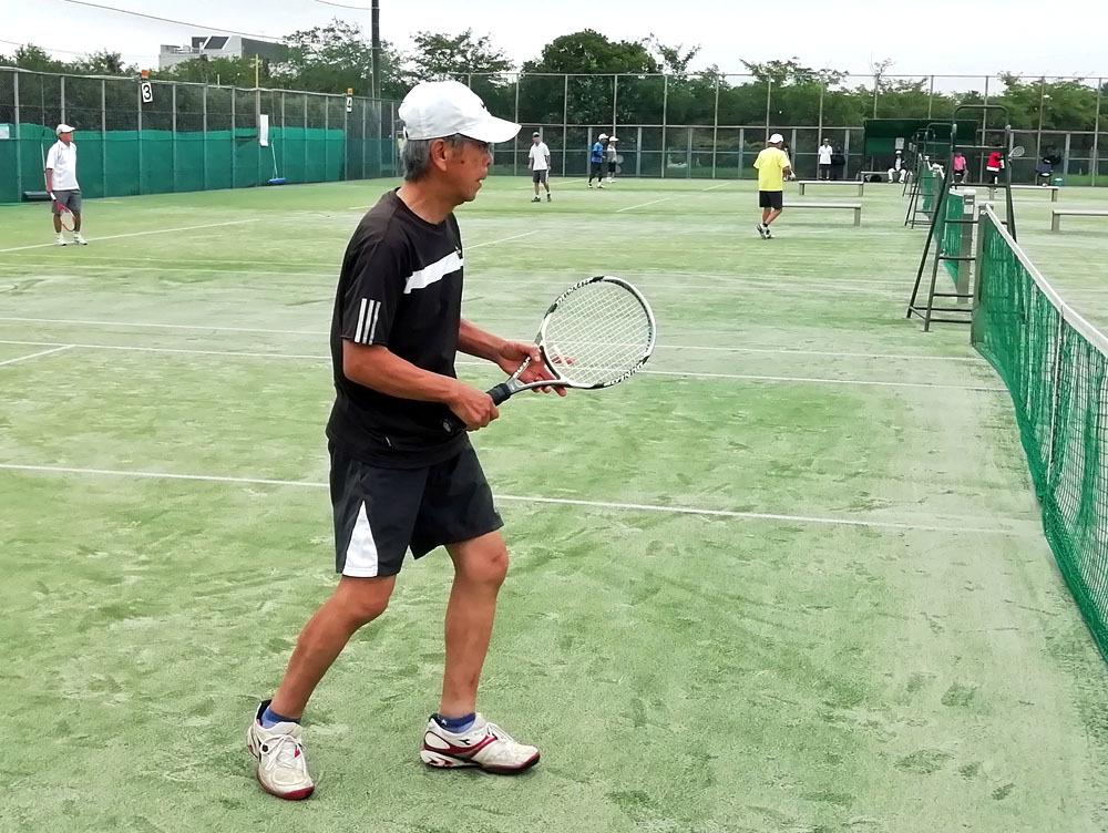 15周年を迎えたシニアテニスクラブ_b0114798_16240774.jpg