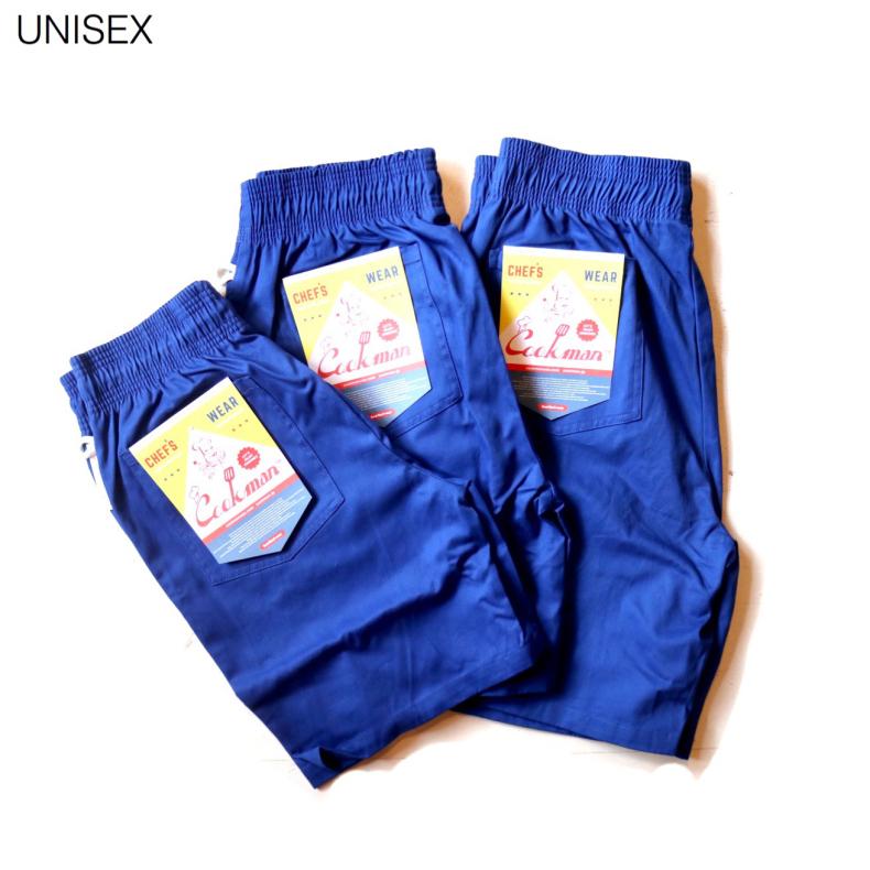 【COOKMAN UNISEX】DEEP BLUE_d0000298_12072603.jpg