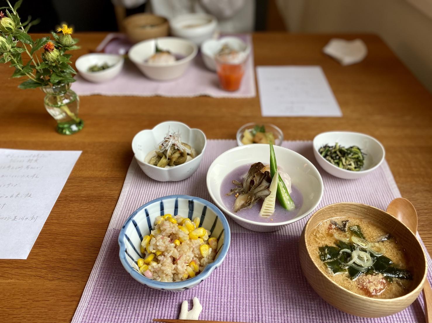 「やよいの菜食お食事会in長野県白馬村」開催 _a0170699_18462154.jpg