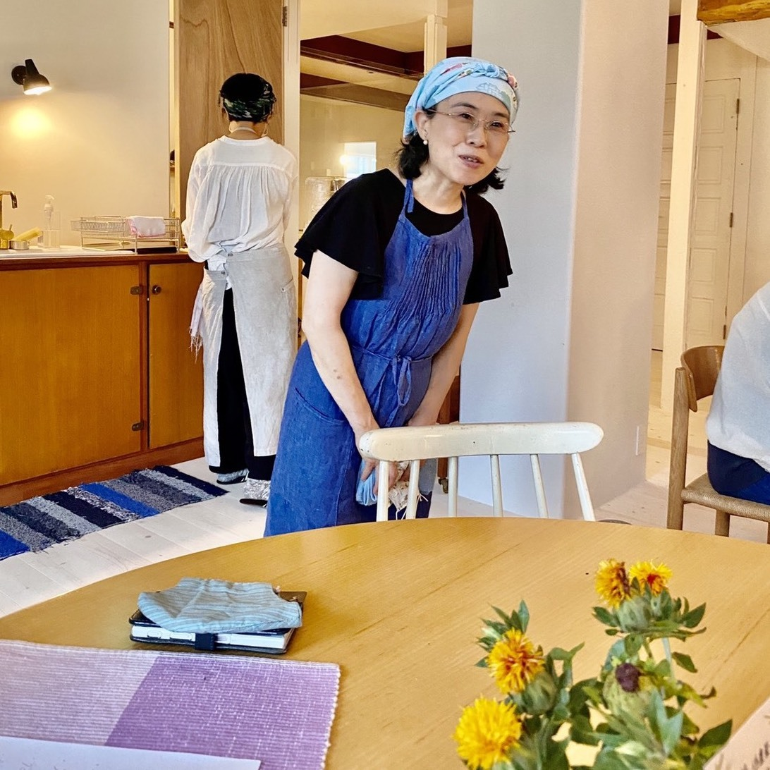「やよいの菜食お食事会in長野県白馬村」開催 _a0170699_19564791.jpg