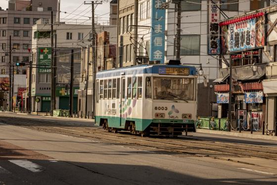 北海道函館市「市内電車」_a0096313_19503124.jpg