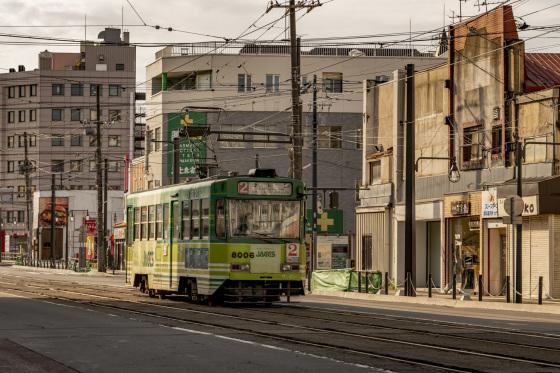 北海道函館市「市内電車」_a0096313_19503147.jpg