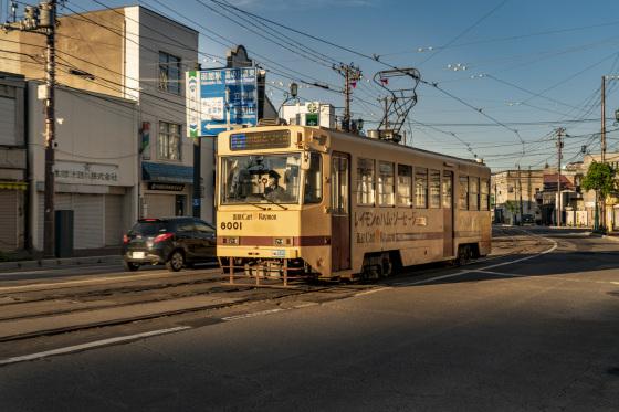 北海道函館市「市内電車」_a0096313_19505050.jpg