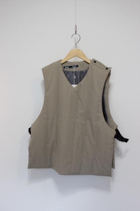 FOOF padding vest_f0170424_10530465.jpeg