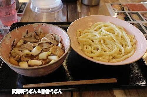 うどん 肉汁 釜揚げ&肉汁つけうどんのレシピ/作り方:白ごはん.com