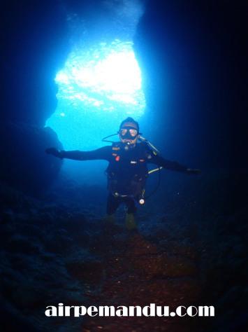 7月30日コロナでガラガラ青の洞窟ファンダイブ!!_c0070933_21041932.jpg