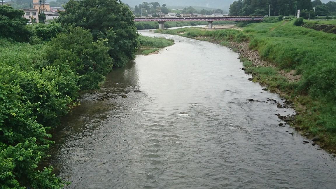 7月30日河川情報。午前..._c0266737_06495541.jpg