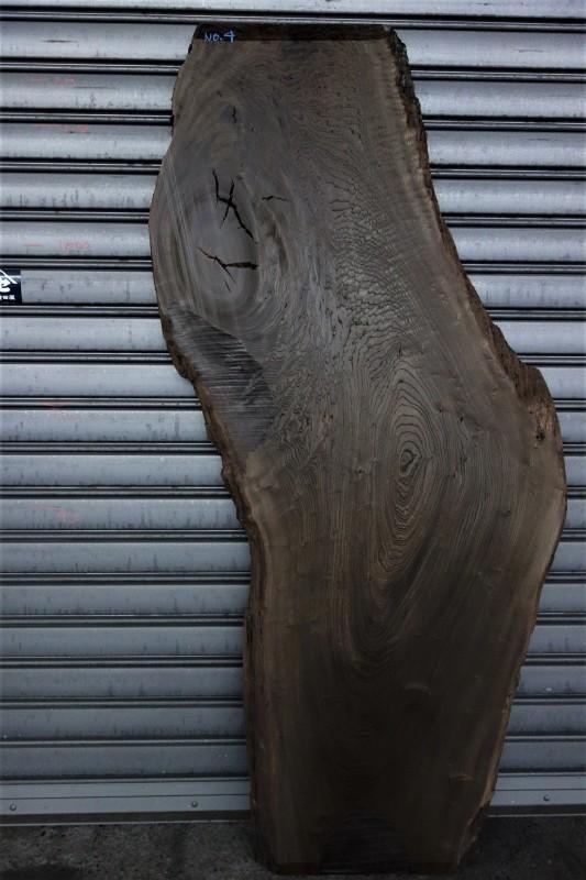神代欅(新潟県産)一枚板 NO.4_e0156341_07203600.jpg