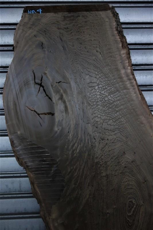 神代欅(新潟県産)一枚板 NO.4_e0156341_07204235.jpg