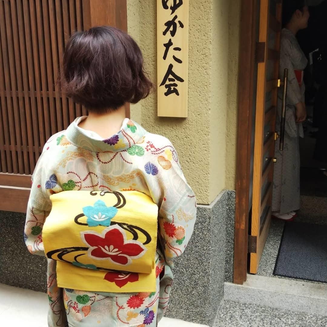 200730 去年の祇園東ゆかた会コーディネート&お手入れ_f0164842_21130701.jpg
