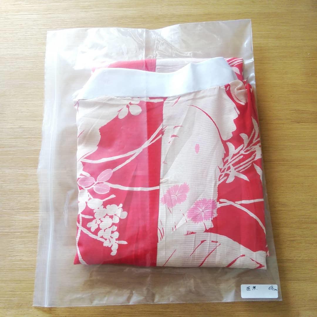 200730 去年の祇園東ゆかた会コーディネート&お手入れ_f0164842_21143106.jpg