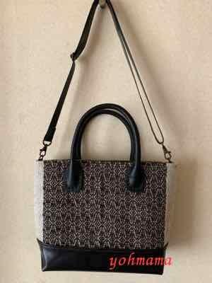 またまたバッグを作りました!_c0247043_15413074.jpg