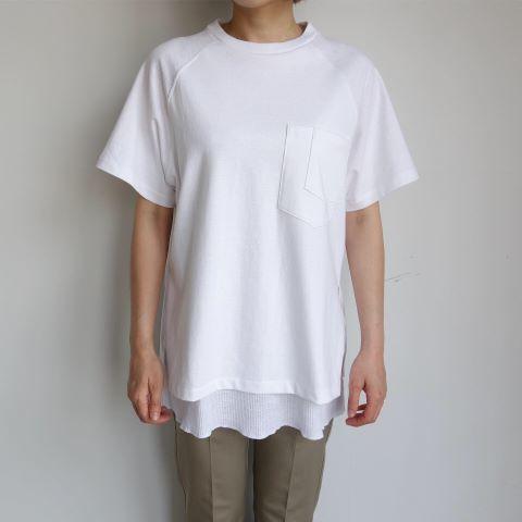 THE NERDYS : THERMAL layered t-shirt_a0234452_13010622.jpg