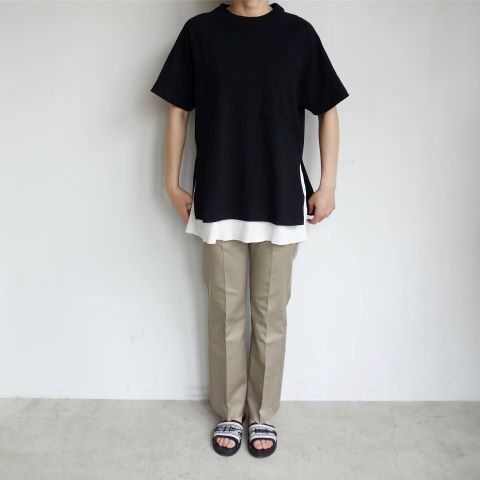 THE NERDYS : THERMAL layered t-shirt_a0234452_13013091.jpg