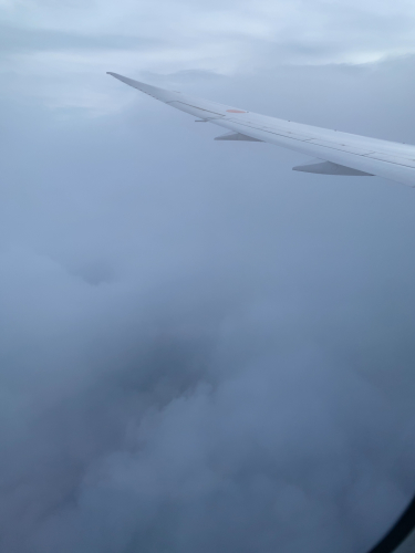 南風ルート着陸、初体験❗️_b0228252_20464807.jpg