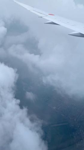 南風ルート着陸、初体験❗️_b0228252_20464982.jpg