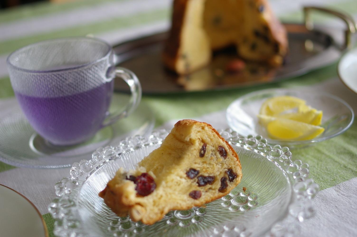 クグロフ型で焼いたパンでおうちランチ_d0327373_14185936.jpg