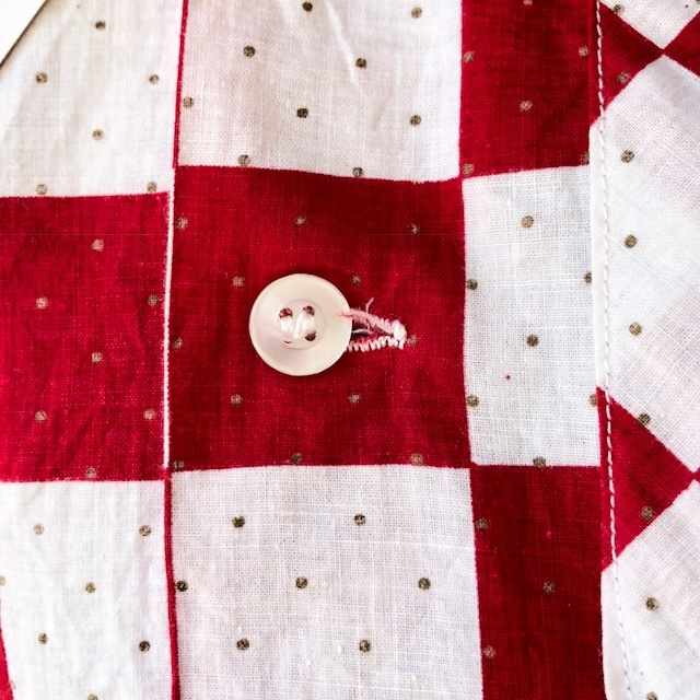 King Kole Checkerboard Open Collar Shirt_c0146178_13241464.jpg