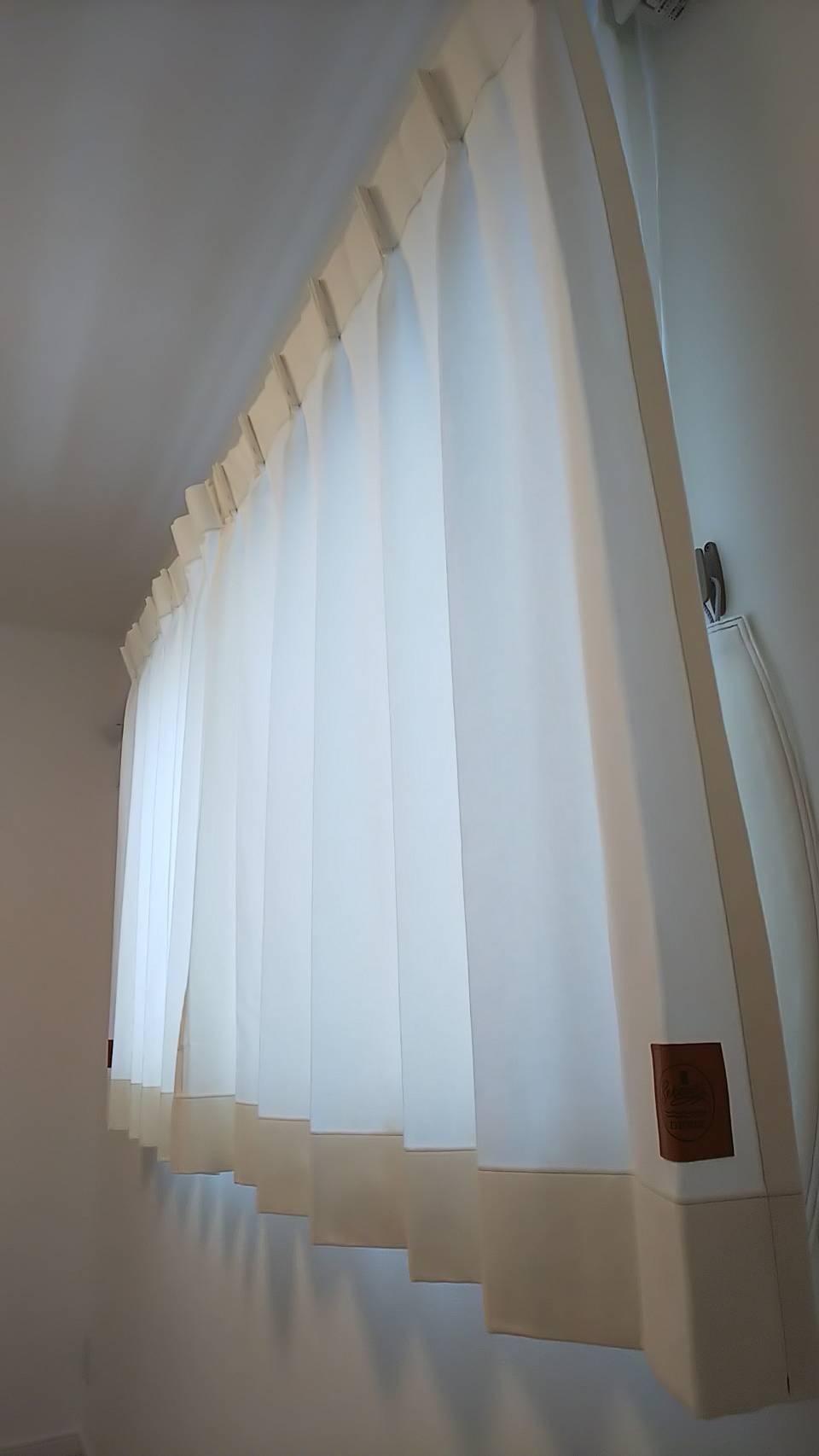 天然素材のカーテン施工させていただきました✨_f0196294_10305241.jpg