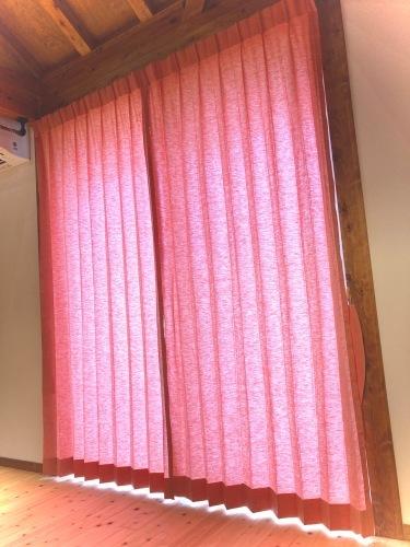 瀬戸内デニムのテンセルデニムカーテンと英国製ウィリアムモリスのコーディネート_f0196294_12272188.jpg