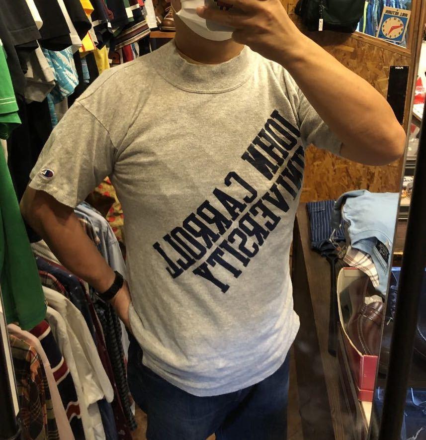 8月1日(土)入荷! 80s champion チャンピオン トリコタグ 88/12  レアなハイクルーネックTシャツ!_c0144020_13221684.jpg