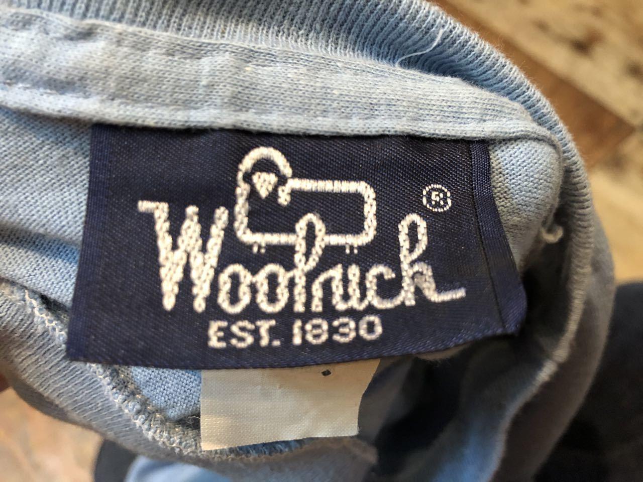 8月1日(土)入荷!80s MADE IN U.S.A  woolrich  ウールリッチ Tシャツ! _c0144020_13265318.jpg