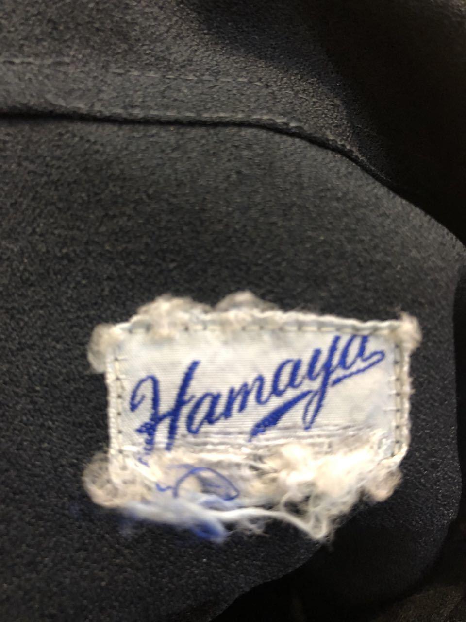 8月1日(土)入荷!70s U.S ARMY HAMAYA YOKOHAMA  CAMP ZAMA Suvenior bowling shirt!_c0144020_13371103.jpg