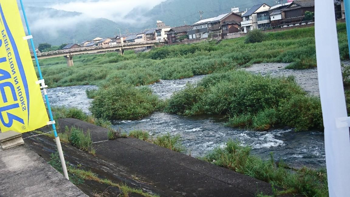 7月31日河川情報。午前..._c0266737_06192126.jpg