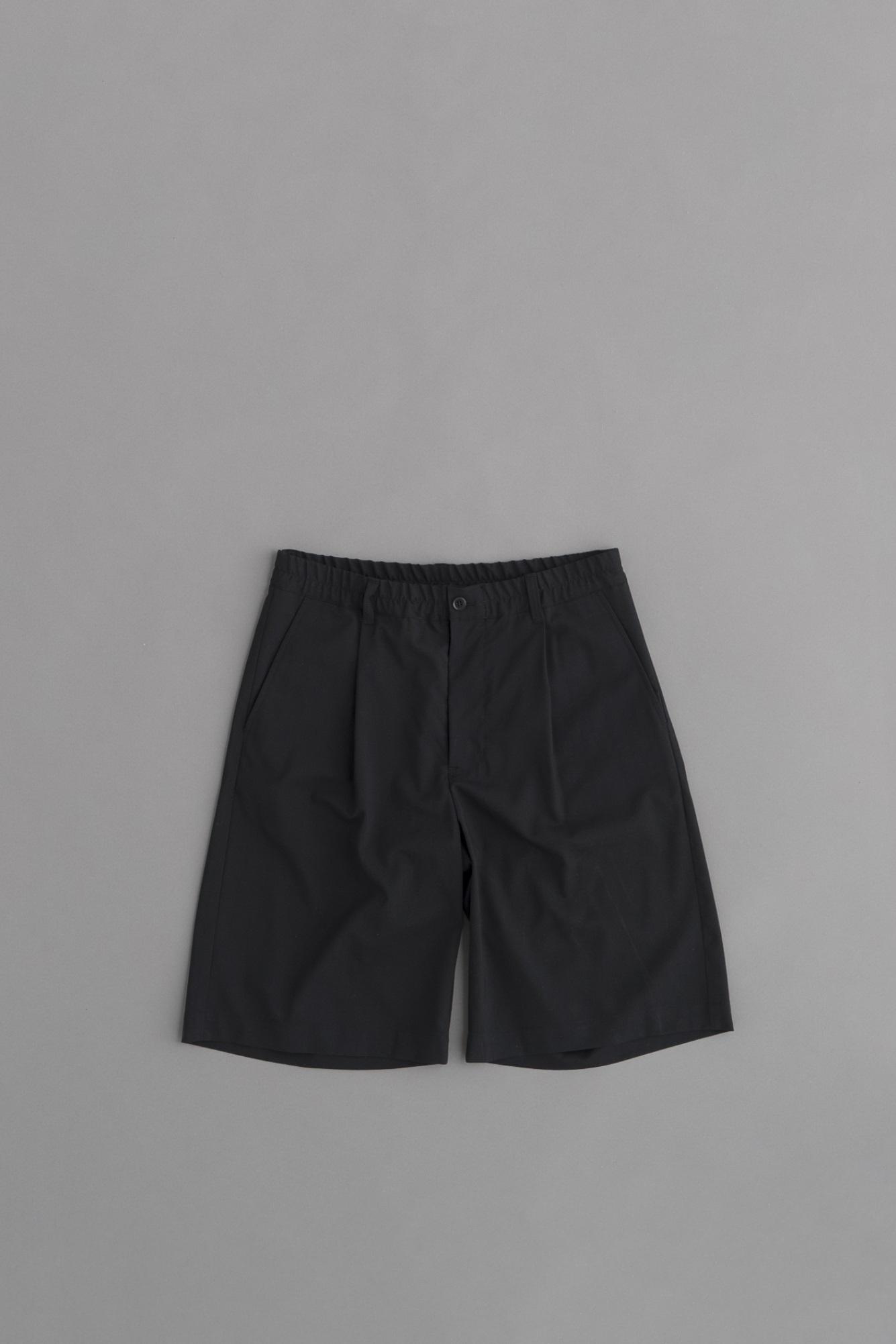STILL BY HAND Summer Wool Shorts_d0120442_1432257.jpg