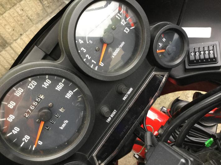GPZ900R Ninjaぁの整備記録でござるよニンニン_d0067943_07253678.jpg