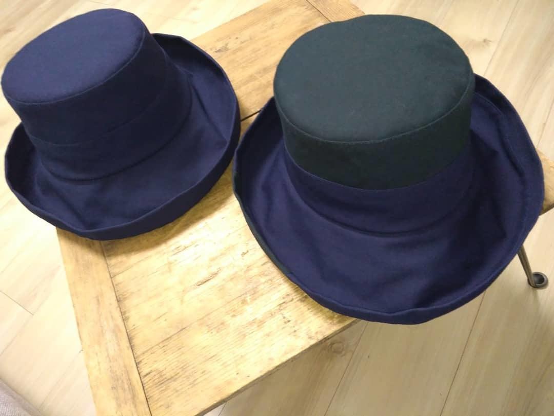 オーダーのバッグ、リュック、帽子_a0068350_22483434.jpg