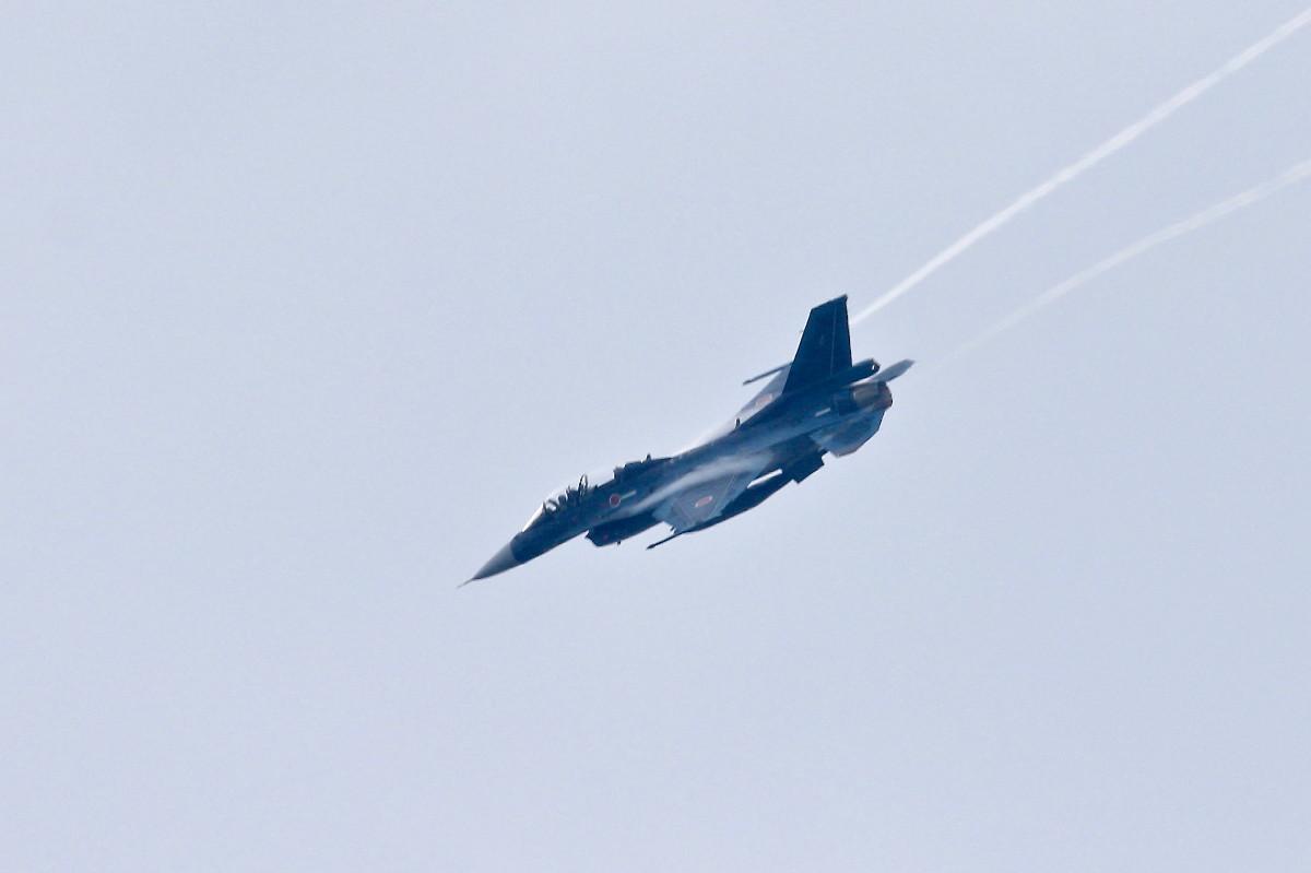 思い出シリーズその⑫・・・F-2B 戦闘機_e0071967_1847368.jpg