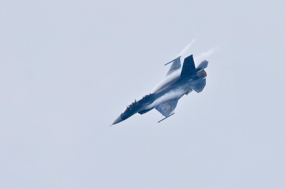 思い出シリーズその⑫・・・F-2B 戦闘機_e0071967_18473882.jpg