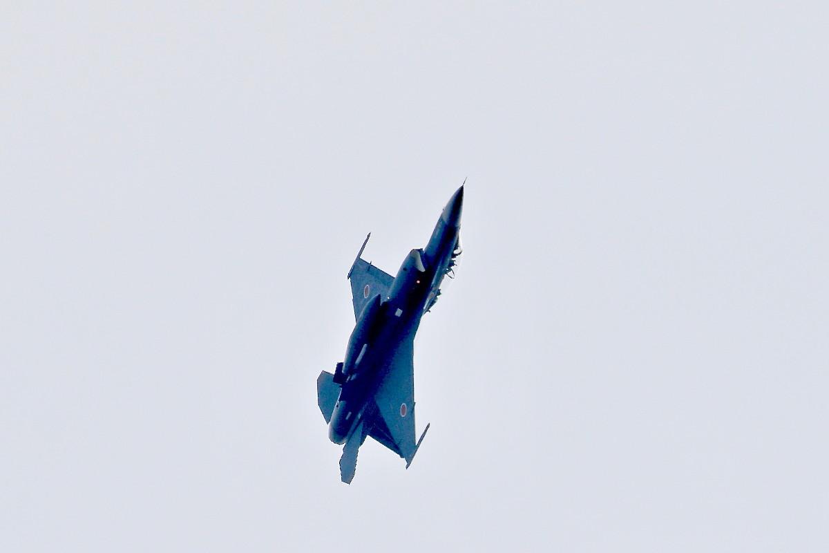 思い出シリーズその⑫・・・F-2B 戦闘機_e0071967_18474158.jpg