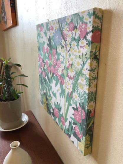 vintage fabric panel (SWEDEN)_c0139773_14015385.jpg