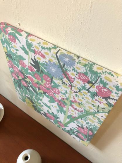 vintage fabric panel (SWEDEN)_c0139773_14015435.jpg