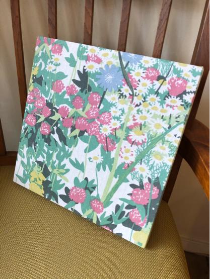 vintage fabric panel (SWEDEN)_c0139773_14020791.jpg