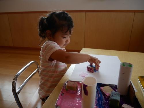 7月幼児フロアの様子_f0327175_18461388.jpg