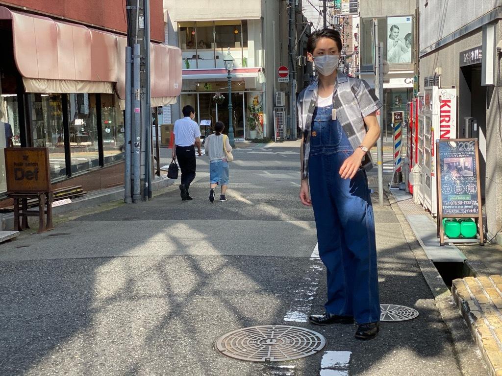 マグネッツ神戸店 今こそ使っておきたいオーヴァーオール!!!_c0078587_16154779.jpg