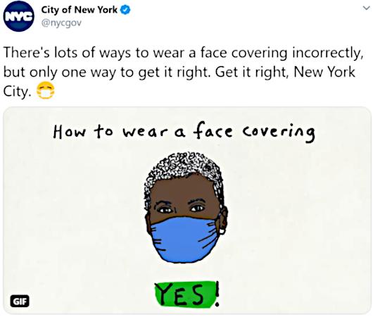 「絵」で新型コロナ広報、NY市の事例、笑いを交える_b0007805_07041073.jpg