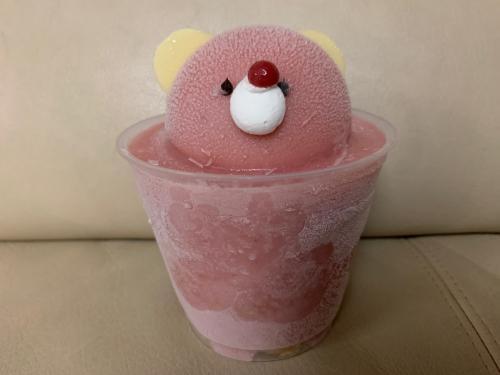 蒸し蒸し暑いから白熊を食べる_d0025421_13313487.jpg