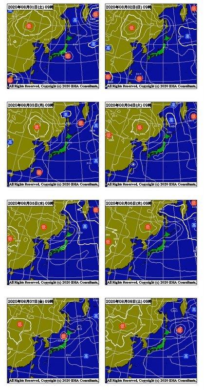 明け 2020 予想 梅雨 関東