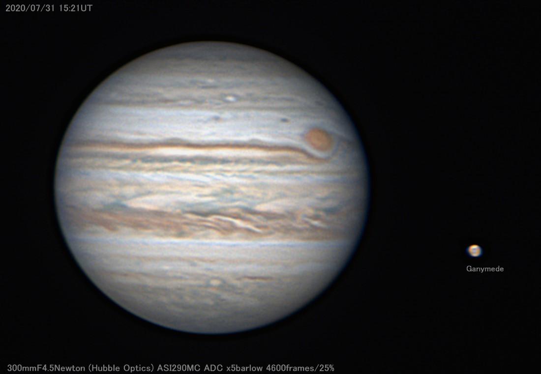 Hubble Optics の30cm主鏡が来た_a0095470_17321608.jpg
