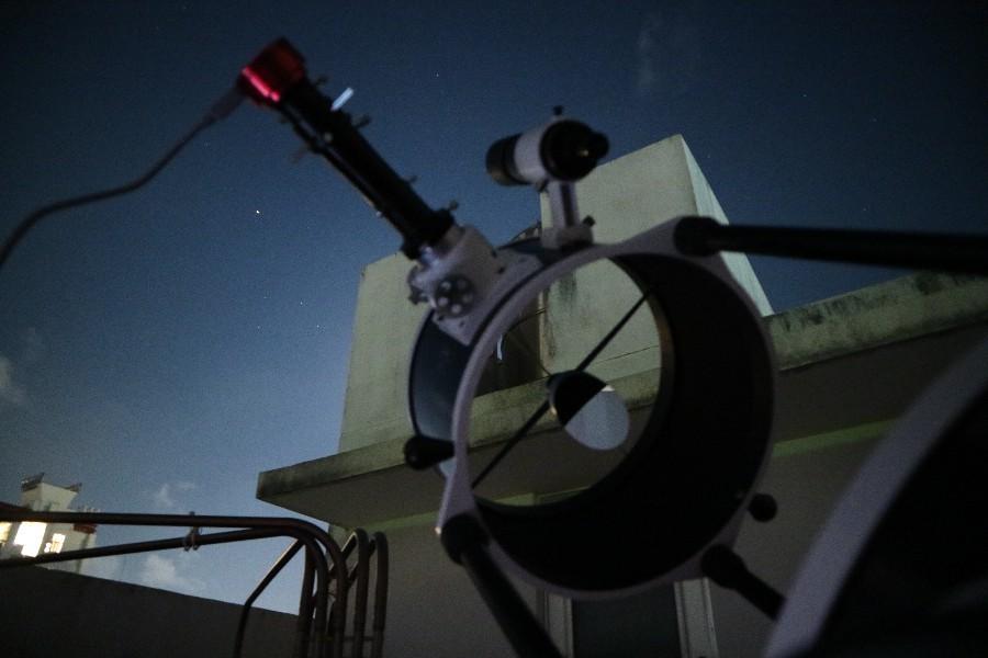 Hubble Optics の30cm主鏡が来た_a0095470_17322091.jpg